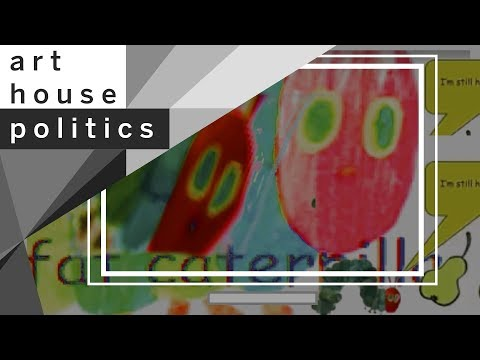 The Very Hungry Caterpillar Remastered: An Audiovisual Experience