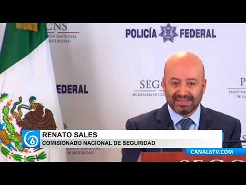 NO HAY INDICIOS DE LA PRESENCIA DEL CJNG EN LA CDMX: RENATO SALES