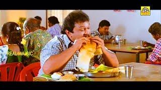 5 இட்லி , 10 வடை ,3 தோசை கொண்டுவா போ !!! #Goundamani Prabu Food Comedy