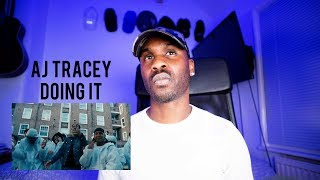 AJ Tracey   Doing It [Reaction] | LeeToTheVI