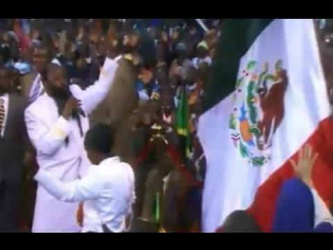 Profeta David Owuor Mexico en Kenia