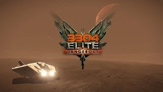 3304 Elite Dangerous - Free Unique Krait Paintjob, Space Lightning Found, Squadron Milestones