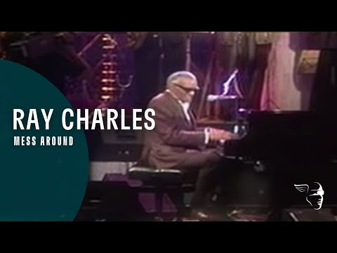 ray charles mess around from legends of rock 39 n 39 roll dvd. Black Bedroom Furniture Sets. Home Design Ideas
