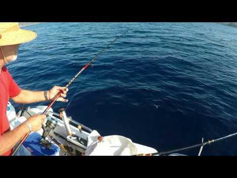 La canzone è andata con noi da pesca