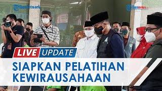 Pantau Vaksinasi Merdeka, Sandiaga Uno Siapkan Pelatihan Kewirausahaan Bantu Warga Terdampak Pandemi