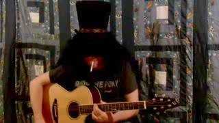 November Rain By Slash Rare In Acoustic