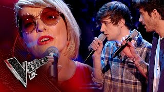 Into The Ark vs. Linda Jennings - 'More Than Words': The Battles | The Voice UK 2017