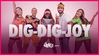 Dig-Dig-Joy - Sandy & Junior | FitDance TV (Coreografia Oficial)