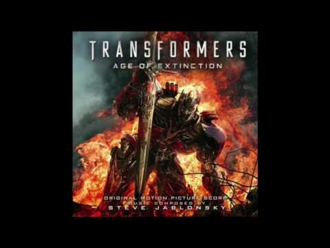 Transformers: Age of Extinction OST -