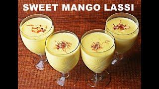 आम लस्सी | Mango Lassi – Beverage Recipes #4 | SG World of Cooking