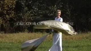 Creator of the Universe, Morningstar ft. Matthew Donovan // worship flag dance