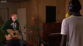 Ed Sheeran feat. Wretch 32 - Hush Little Baby (Live Lounge)