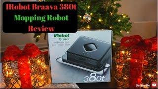 Why I choose the iRobot Braava 380t Mopper/Sweeper Review!