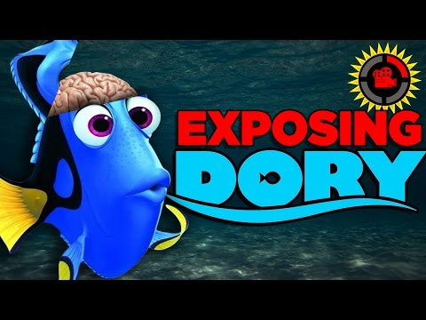 Film Theory: Is Dory FAKING? (Finding Dory)