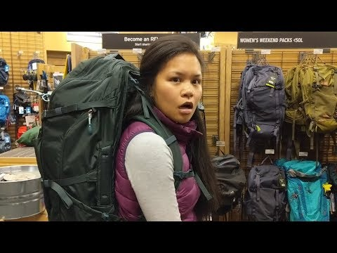 The best new travel backpack of 2018!? – REI Ruckpack 65 First Look