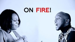 SURGE - The Lyric Video | OBIORA OBIWON ft. GLOWREEYAH BRAIMAH (@ObioraObiwon)