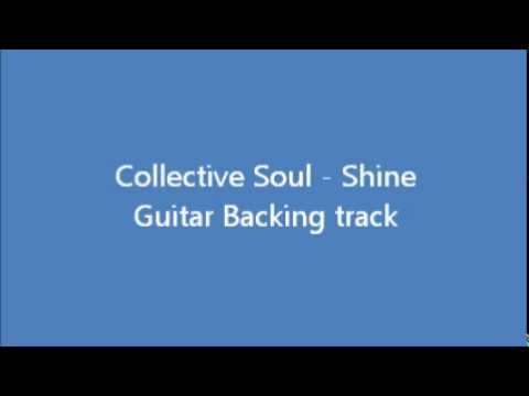 Collective Soul Shine Standard Tuning