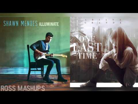 There's Nothing Holdin' Me Back x One Last Time | MASHUP (Shawn Mendes x Ariana Grande) mp3