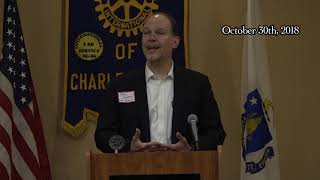 Charles River Rotary Opioid Fourm with MetroWest Chamber of Commerce