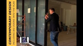 What it Takes to Include a Big Door in Your Home Build-Andersen MultiGlide Door Featured on this Pro