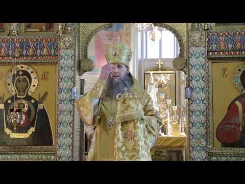 Митрополит Даниил: Благодарение Богу помогает нам пронести свой крест до конца