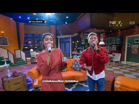 Performance Rizky Febian Feat Mikha Tambayong - Berpisah Itu Mudah