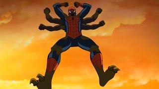Великий Человек-паук -- Дикий Человек-Паук -- Сезон 3 Серия 8   Marvel