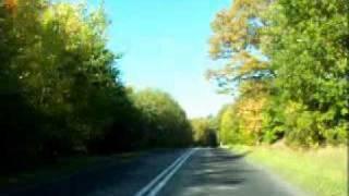 preview picture of video 'DK20 przed miejscowością Tuchomie'