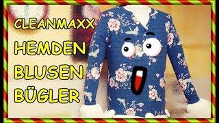BÜGELN CLEANMAXX Hemden- & Blusen BÜGLER von SoFie Haushalt Unperfekt Perfekt