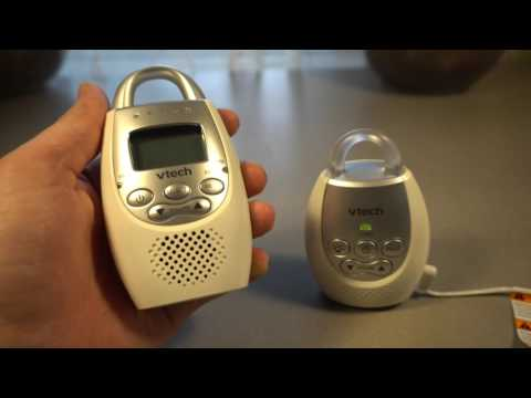 VTech DM221 Safe & Sound Digital Audio Baby Monitor review