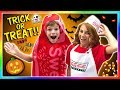 TRICK OR TREAT! | HALLOWEEN 2017 | We Are The Davises