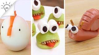 42 Creative Food Art Ideas