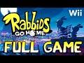 Rabbids Go Home Full Game Longplay wii