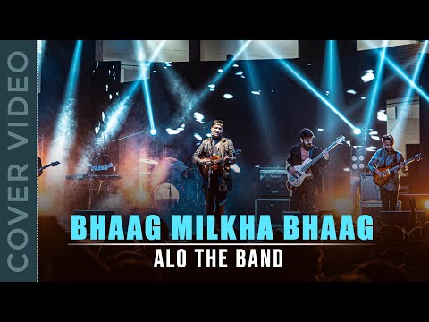 ZINDA ROCK VERSION (Tour Video) by ALO