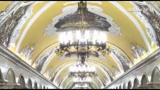 """""""Познавательный фильм"""": московский метрополитен"""