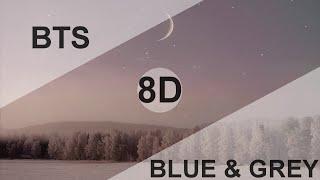 BTS (방탄소년단) - BLUE & GREY [8D USE HEADPHONE] 🎧