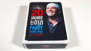 DJ Ötzi - 20 Jahre DJ Ötzi Box Unboxing