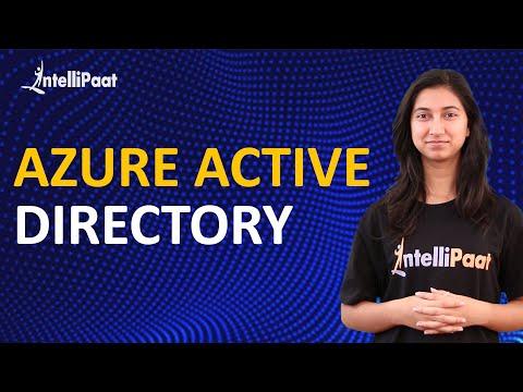 Azure Active Directory | Microsoft Azure Tutorial for Beginners ...