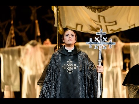 Watch: Why all great sopranos are drawn to Bellini's <em>Norma</em>