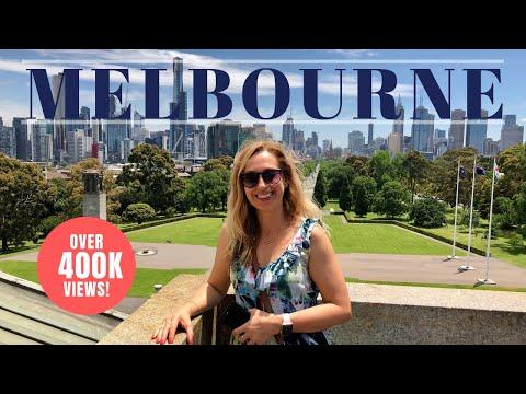 Australia – 3 days in Melbourne! (1080p HD) | Magda T