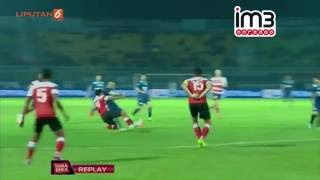 Arema Cronus Vs Madura United 21 Highlights TSC 2 September 2016