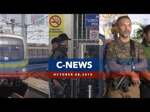 [UNTV]  UNTV: C-News (October 08, 2019)