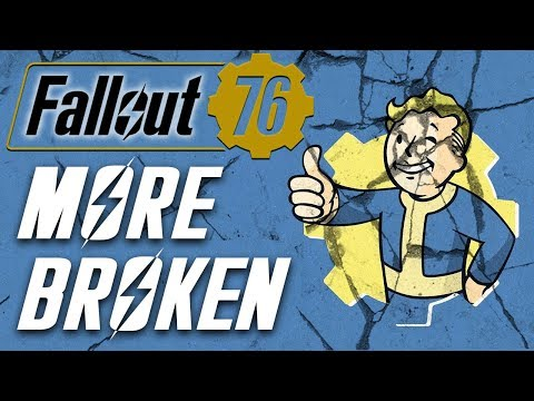 Fallout 76 Patch Breaks the Game MORE - Inside Gaming Roundup