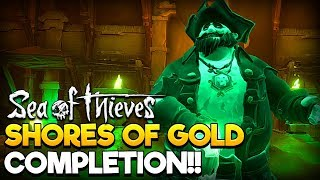 Sea of Thieves - Shores of Gold FIGUREHEAD HYPE!!!!