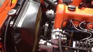 Jeep Wrangler YJ Diesel Mercedes OM617 Swap