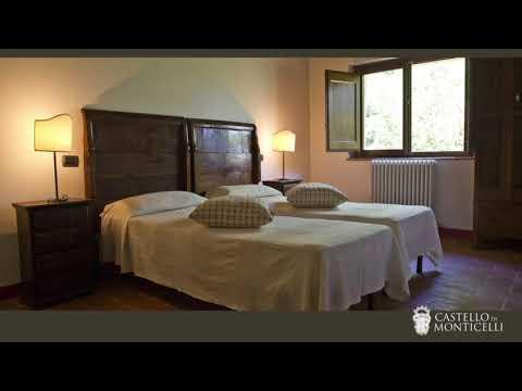 Impressionen Castello Monticelli