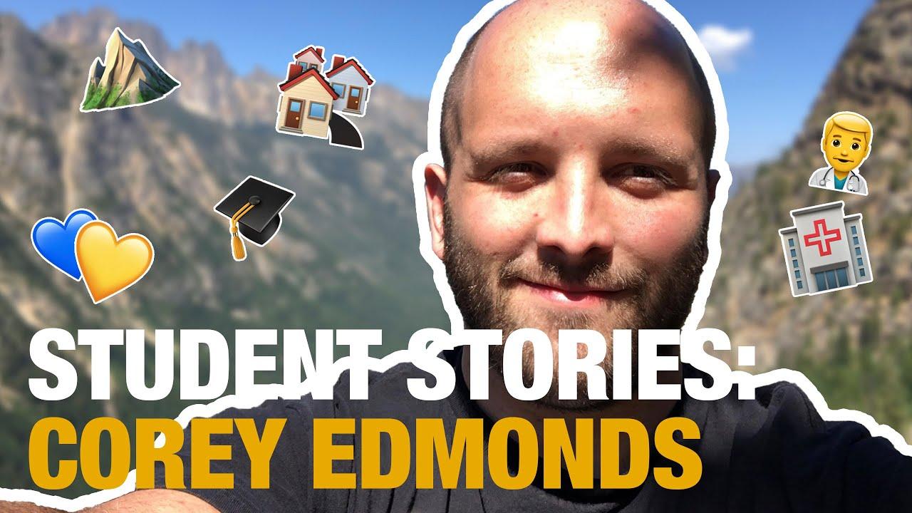 Play STUDENT STORIES: COREY EDMONDS 🏞
