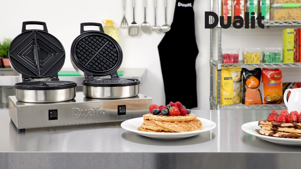 2 in 1 Toastie & Waffle Maker  preview