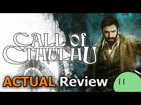 Call of Cthulhu (ACTUAL Game Review) video thumbnail