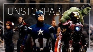 Unstoppable   The Score [Avengers Edition]